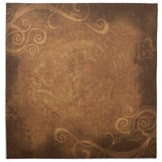 Wicca Rustica: Celtic Autumn Napkin