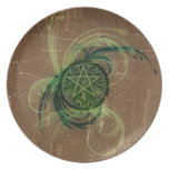 Wicca Rustica: Pentáculo de Magick Platos