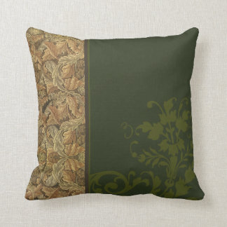 Wicca Rustica: The Enchanted Grove Throw Pillow