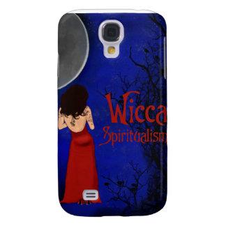 Wicca Spiritual Inlightenment Samsung Galaxy S4 Cover