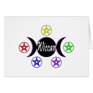 Wiccan 1 card