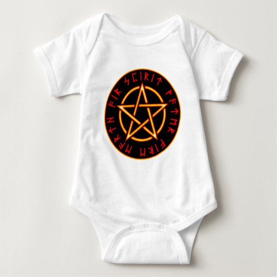 Wiccan A Baby Bodysuit