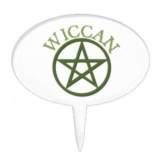 Wiccan Decoraciones Para Tartas