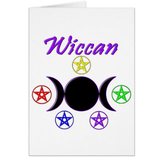 Wiccan Card