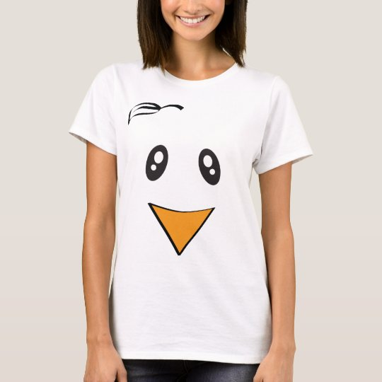 Wiccan Chicken Face T-Shirt