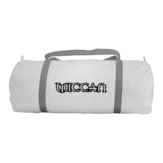 Wiccan Duffle Bag
