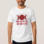 Wiccan Karma Tee Shirt