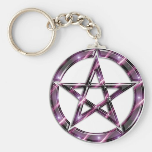Wiccan Keychain