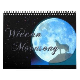 Wiccan Moonsong Calendar 2013