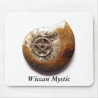 Wiccan Mystic Mousepad