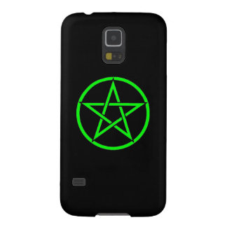 Wiccan Pagan Pentacle Phone Case by Cheeky Witch