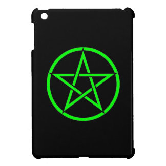 Wiccan Pagan Pentacle Phone Case by Cheeky Witch iPad Mini Cover