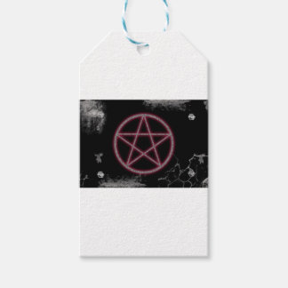 Wiccan Penta Gift Tags