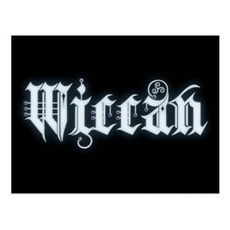 Wiccan Postcards