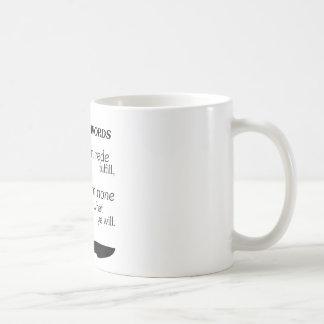 Wiccan Rede Ancient Goddess Coffee Mug