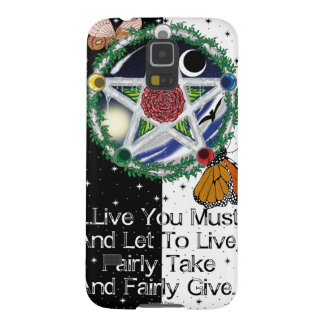 Wiccan Rede Galaxy S5 Case