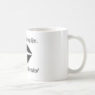 Wiccan Rede My Lips... Mugs