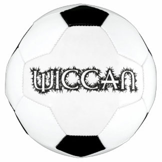 Wiccan Soccer Ball