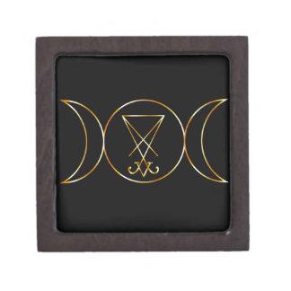 Wiccan symbol, Triple Goddess Gift Box
