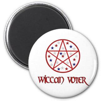WICCAN VOTER MAGNET