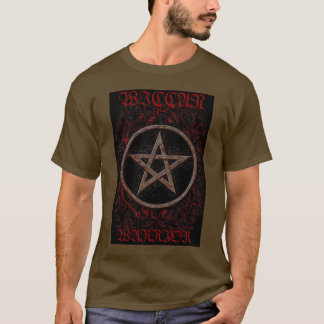 Wiccan Warrior T-Shirt