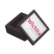 """Wichita 2"""" Square Gift Box Premium Trinket Boxes"""
