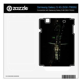 Wichita By Night Samsung Galaxy S 4G Decal