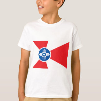 Wichita city flag T-Shirt