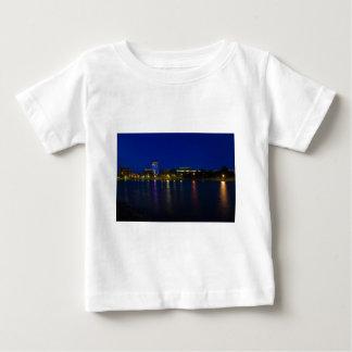 Wichita Cityscape Baby T-Shirt