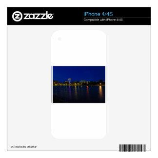 Wichita Cityscape Skin For The iPhone 4S