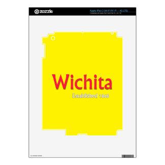 Wichita Est. iPad 3 (Wi-Fi/Wi-Fi + 4G LTE) Skin iPad 3 Skins