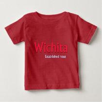 Wichita Established Infant - Baby T-Shirt