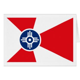 Wichita Flag Greeting Card