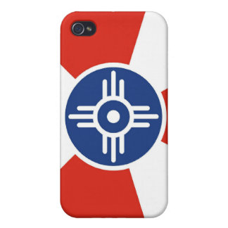 Wichita Flag iPhone 4/4S Covers