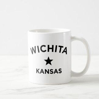 Wichita Kansas Mug Basic White Mug