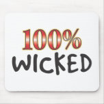 Wicked 100 Percent Mouse Pad