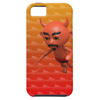 Wicked 3d Devil Flying (editable) iPhone SE/5/5s Case
