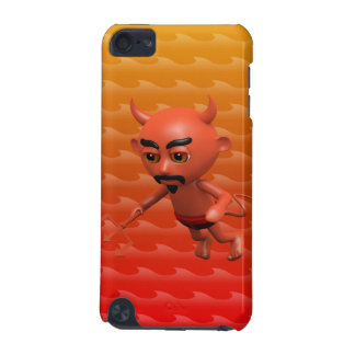 Wicked 3d Devil Flying (editable) iPod Touch 5G Case