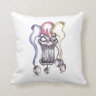 Wicked 8 Ball Clown - Pillows