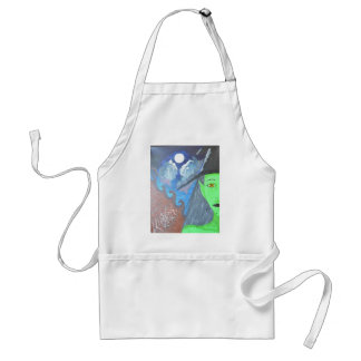 Wicked Adult Apron