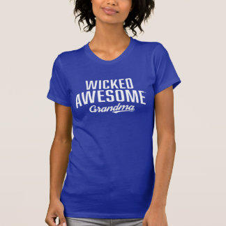 Wicked Awesome Grandma T-Shirt