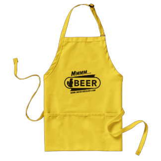 Wicked Beaver Brewing Co. BBQ Apron