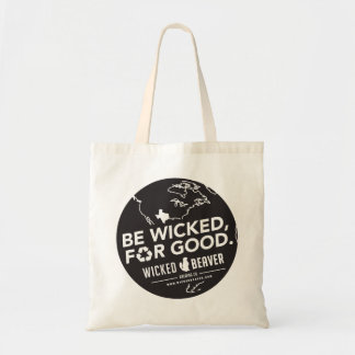 Wicked Beaver Brewing Co. Grocery Tote