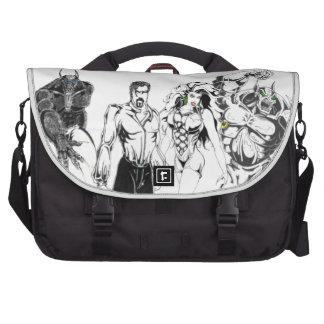 Wicked Bloodlust Laptop Commuter Bag