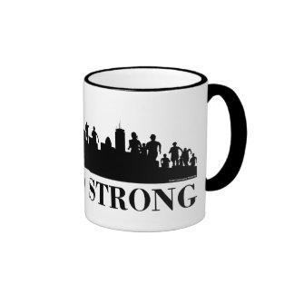 Wicked Boston Strong Ringer Mug