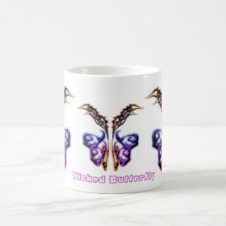 Wicked Butterfly Wings Classic White Coffee Mug