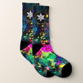 Wicked Cool Winter Socks