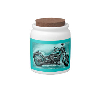 Wicked Cruiser Candy Jar