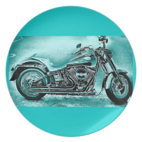 Wicked Cruiser Melamine Plate