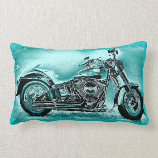 Wicked Cruiser Throw Pillow